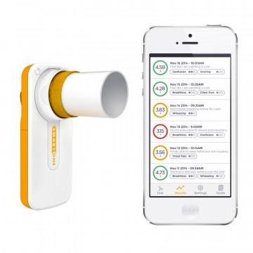 SMARTONE, le débitmètre de pointe connecté (Bluetooth)