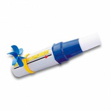 Débimètre expiratoire de pointe PEAK FLOW MINI-WRIGHT ENFANT