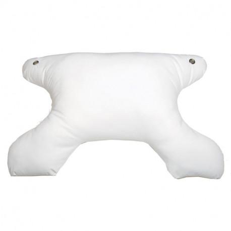 OXY2, oreiller ergonomique bactériostatique pour patient appareillé