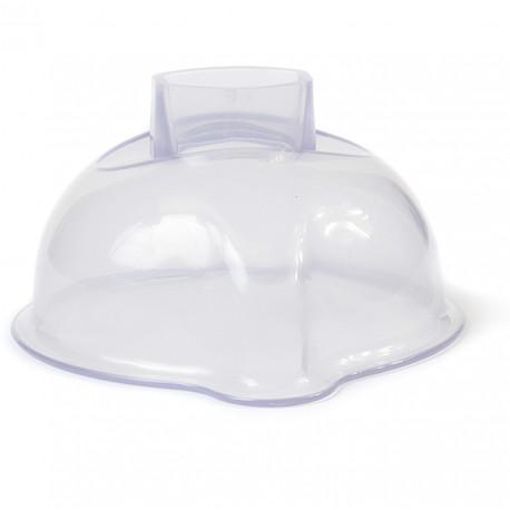 Masque Enfant pour chambre d'inhalation Able Spacer2
