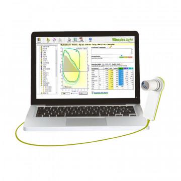 MINISPIR LIGHT®, spiromètre connecté avec test post broncho-dilatateur