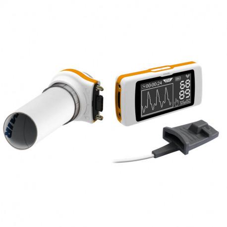 SPIRODOC, spiromètre de poche à écran tactile 4 en 1